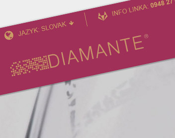 Diamante – eshop so sklom
