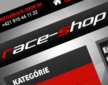 Race shop – tuningový a race eshop