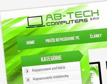 AB TECH – predaj repasovanej techniky
