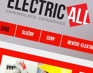 ElectricALL – predaj elektro materiálu a elektro služby