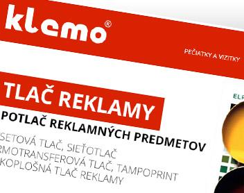 Klemo – grafické štúdio a kanceláske potreby