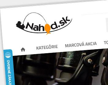 Nahod.sk – eshop s rybárskymi potrebami