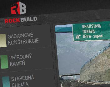 RockBuild – gabionové konštrukcie