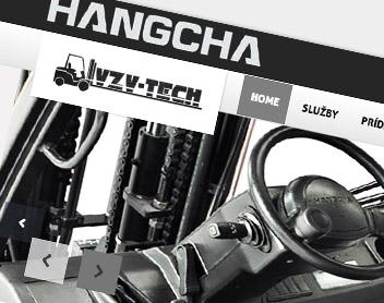 VZV-TECH – predaj vysokozdvižných vozíkov
